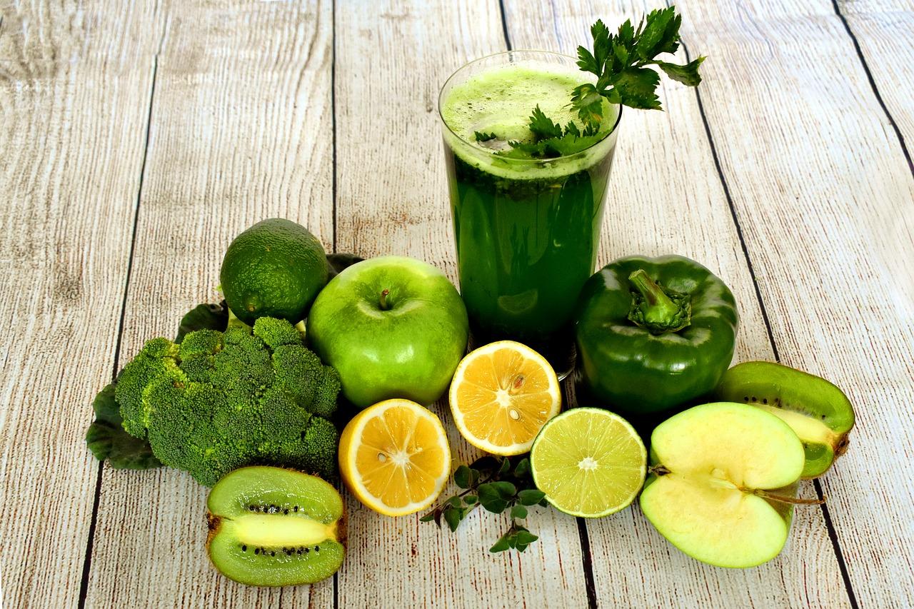 5 jugos antioxidantes