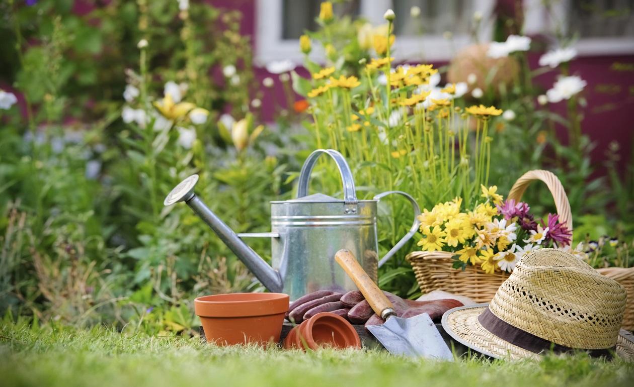 10 herramientas de jardinería