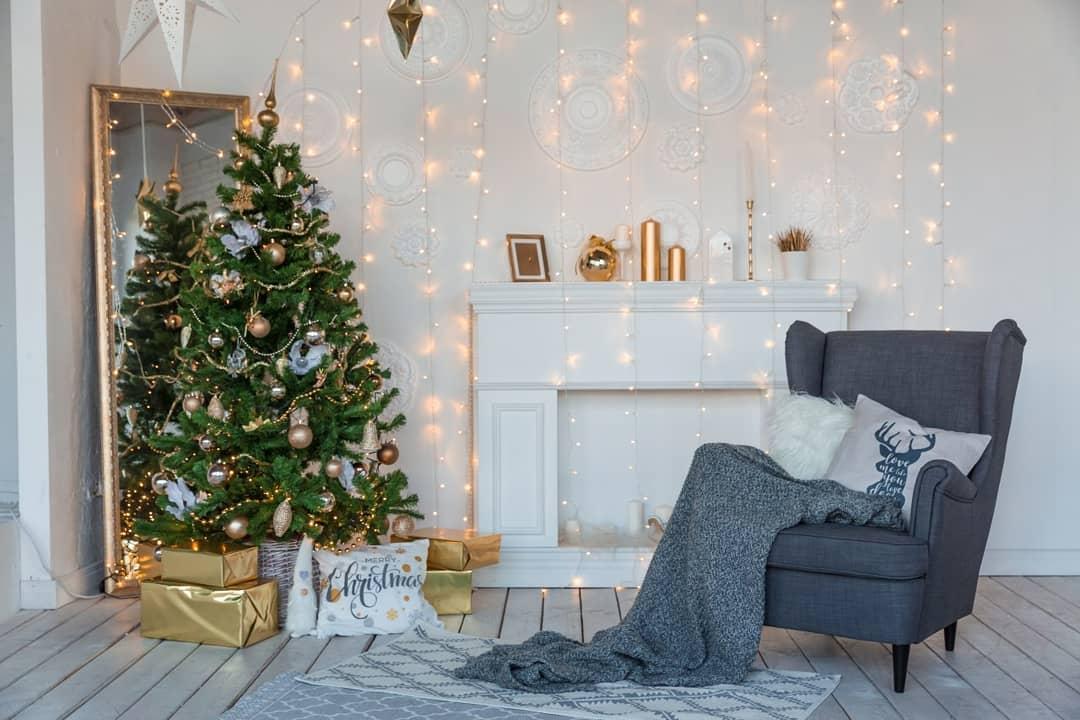 ¿Cómo cuidar un árbol de Navidad natural?